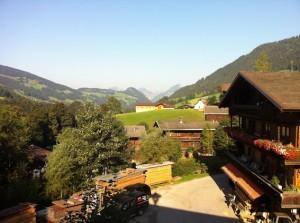 Alpbacher Arbeitsplatz