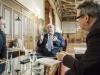 Michael Häupl im Gespräch mit Oliver Lehmann / Foto: R. Ferrigato © SciBall